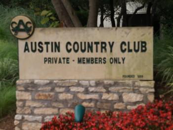Austin Country Club