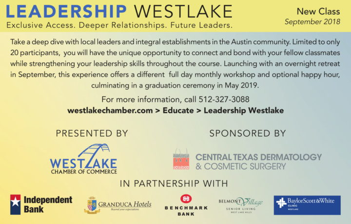 Fall 2018 Leadership Westlake